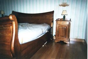 Académie de la Menuiserie Chambre à coucher