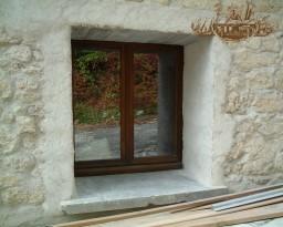 Académie de la Menuiserie - Fenêtre rustique