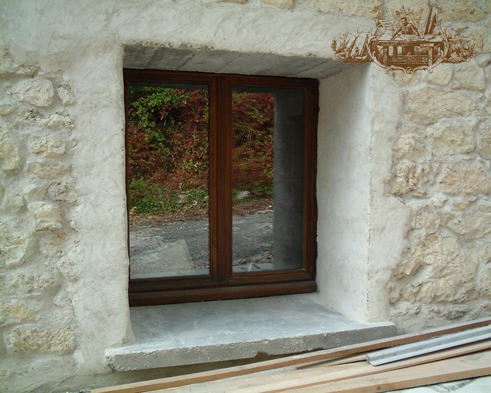 Fenetre Rustique fenêtres – académie de la menuiserie