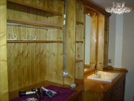 Académie de la Menuiserie Meuble de salle de bain